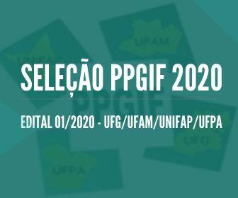Edital 01/2020 para seleção e matrícula no programa de pós-graduação em inovação farmacêutica