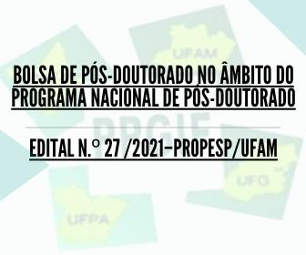 SELEÇÃO PNPD 2021 - PPGIF